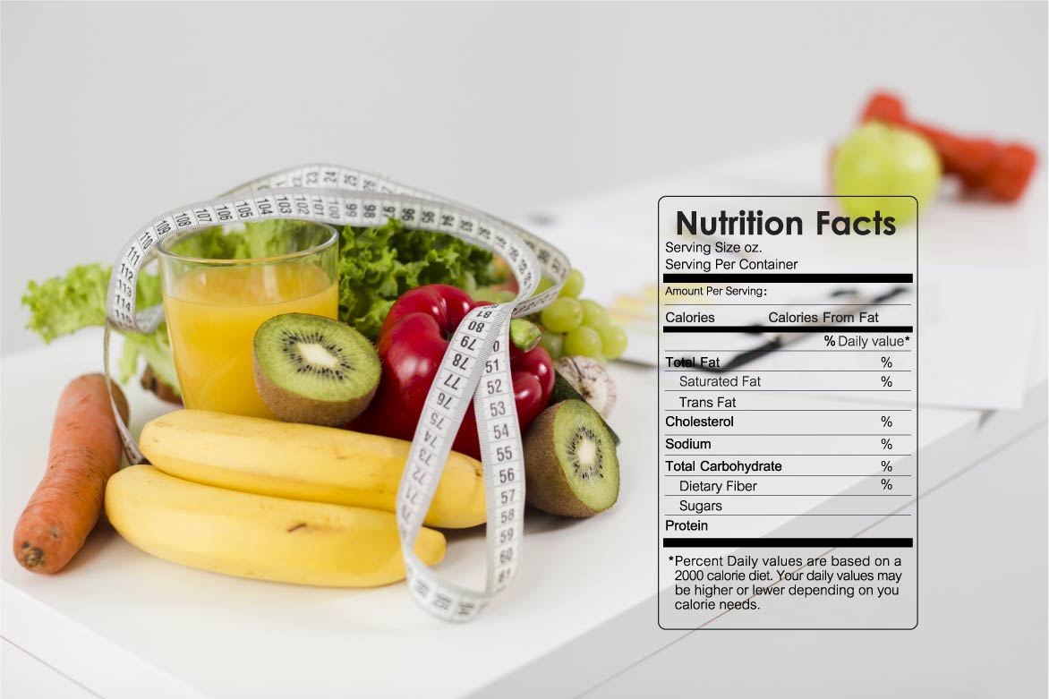 Results Reports and Nutrition Label